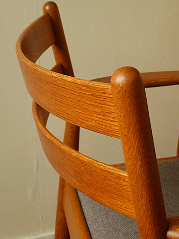 arm chair (Poul M.Volther)①_c0139773_17560043.jpg