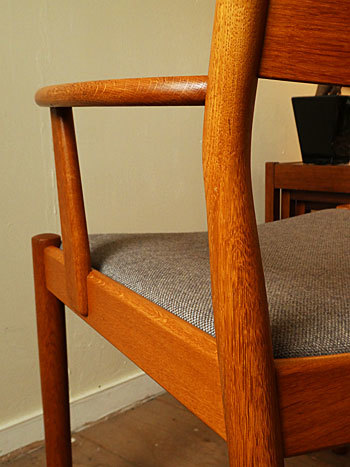arm chair (Poul M.Volther)①_c0139773_17561809.jpg