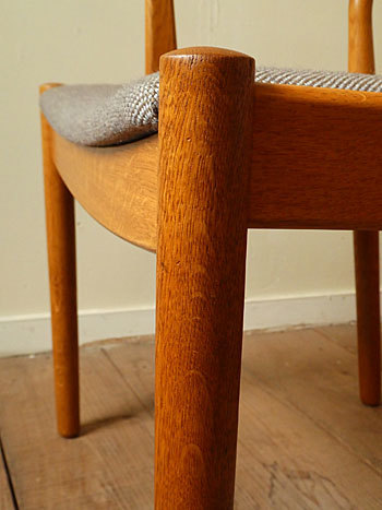 arm chair (Poul M.Volther)①_c0139773_17562991.jpg