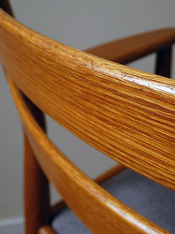 arm chair (Poul M.Volther)①_c0139773_17571809.jpg