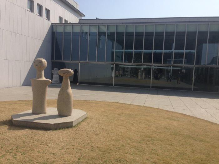 初めての鎌倉近代美術館葉山_c0100195_18392455.jpg