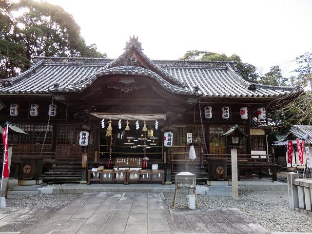 目的はハート型のご朱印 ~冠櫻神社~_f0346196_14494564.jpg