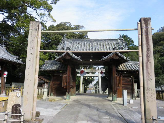 目的はハート型のご朱印 ~冠櫻神社~_f0346196_14495309.jpg
