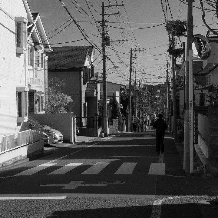 世田谷の古道?を歩く 鎌倉通りその5(沢から沢へ尾根を渡る)_b0058021_18515174.jpg