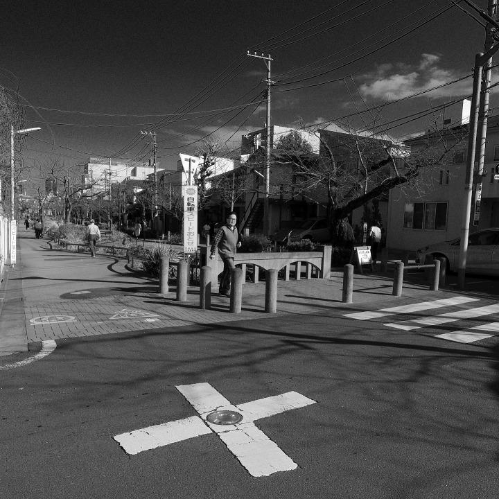 世田谷の古道?を歩く 鎌倉通りその5(沢から沢へ尾根を渡る)_b0058021_18521484.jpg