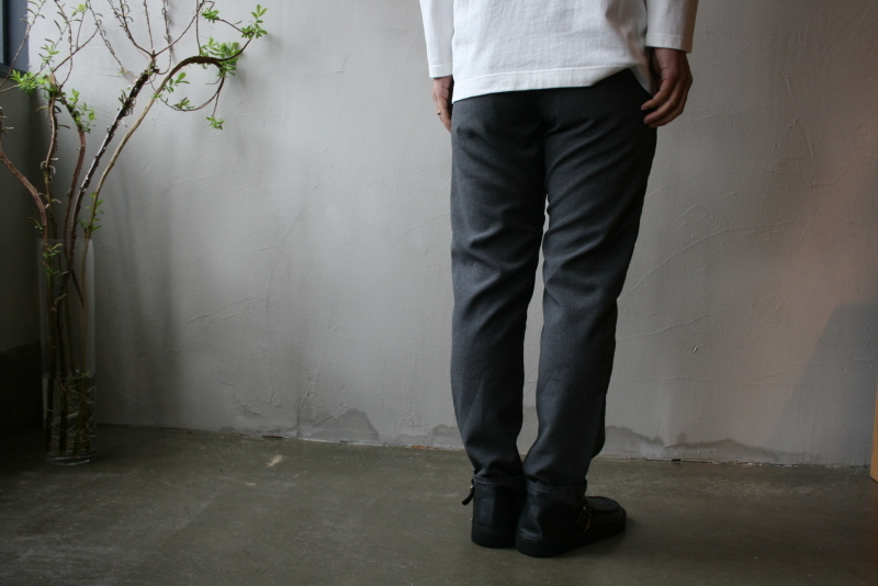 第4126回 Polyestel Tropical Field Pants。_f0366424_17511520.jpg