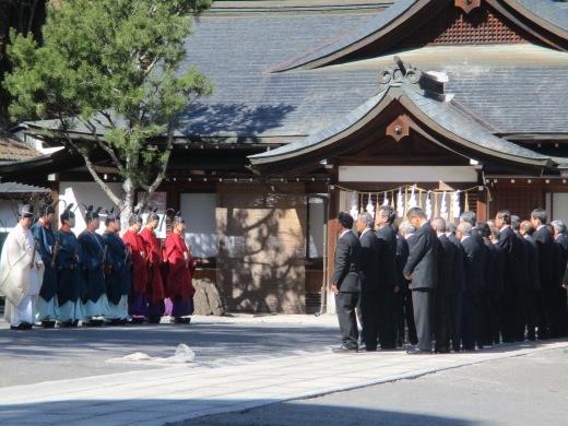 諏訪大社上社本宮 祈年祭     3月17日_d0127634_06334515.jpg