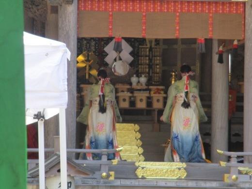 諏訪大社上社本宮 祈年祭     3月17日_d0127634_06415999.jpg