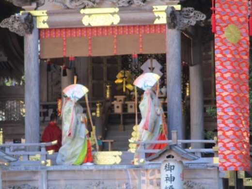 諏訪大社上社本宮 祈年祭     3月17日_d0127634_06462253.jpg