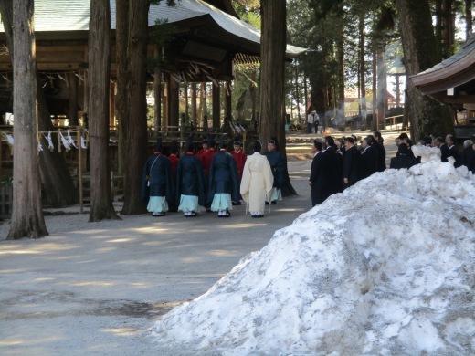諏訪大社上社本宮 祈年祭     3月17日_d0127634_06523189.jpg