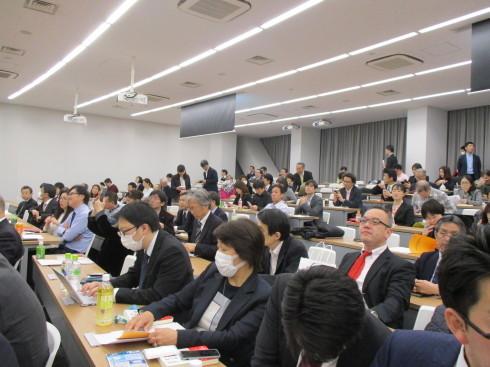 坂本教授の最終講義に参加しました_e0190287_18054483.jpg
