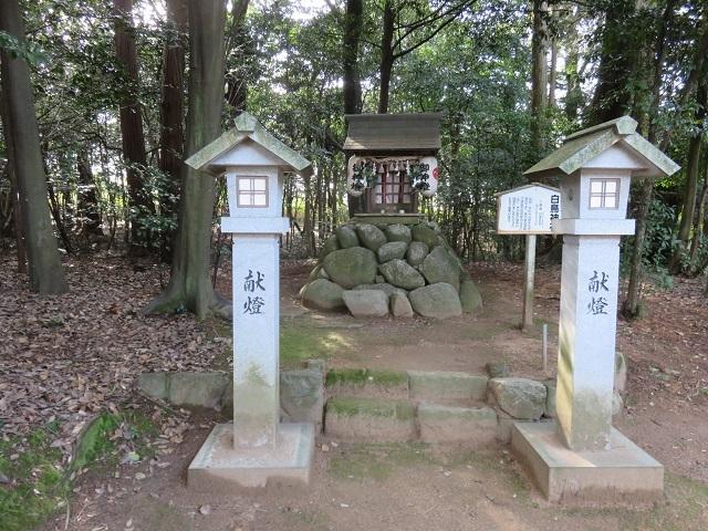 万(よろず)の神様 一同に会す ~冠櫻神社~_f0346196_17134693.jpg