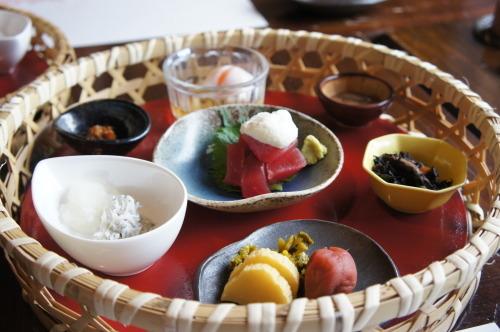 【箱根 伊豆旅行記⑪ 無雙庵枇杷の朝食】_f0215714_16044590.jpg
