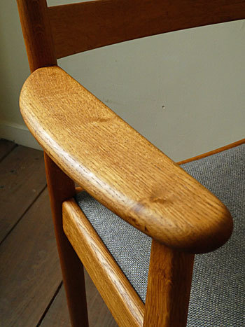 arm chair (Poul M.Volther)②_c0139773_14323817.jpg