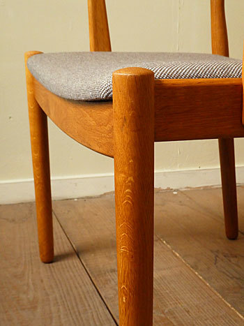 arm chair (Poul M.Volther)②_c0139773_14331834.jpg