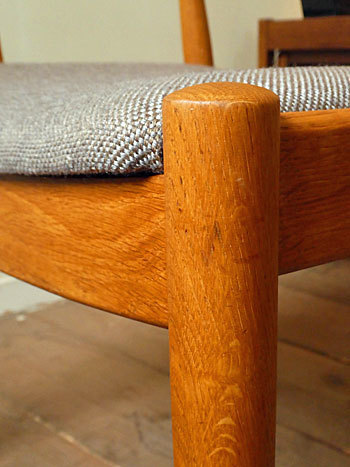 arm chair (Poul M.Volther)②_c0139773_14344331.jpg