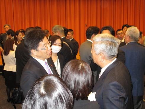 第8回「日本でいちばん大切にしたい会社」大賞の表彰式・懇親会に参加させて頂きました。_e0190287_19532704.jpg