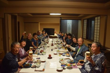 旭川中心のバックカントリーの宿は温泉と料理そして3代目と4代目女将が素敵な「扇松園」だ。_c0242406_16024601.jpg
