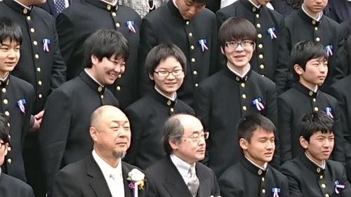 卒業式のどら焼き_d0148223_04225557.jpg