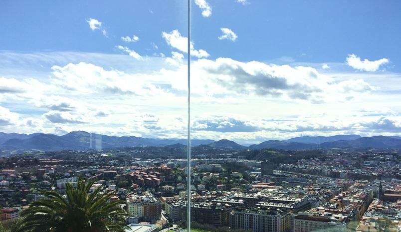 サンセバスチャンその3 ミラドール・デ・ウリアで優雅なランチ_d0041729_23354436.jpg