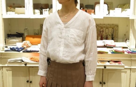 2018年 オニールオブダブリン 春のチノキルトスカートです。_c0227633_13070570.jpg