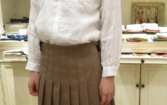 2018年 オニールオブダブリン 春のチノキルトスカートです。_c0227633_13074670.jpg