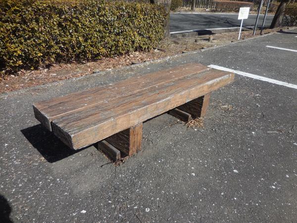 今日のベンチ №85_e0097534_1033844.jpg