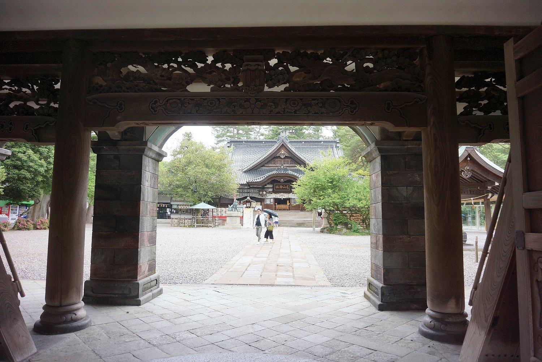 尾山神社_c0112559_08450182.jpg