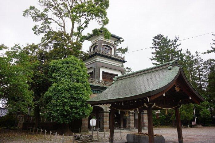尾山神社_c0112559_08482410.jpg