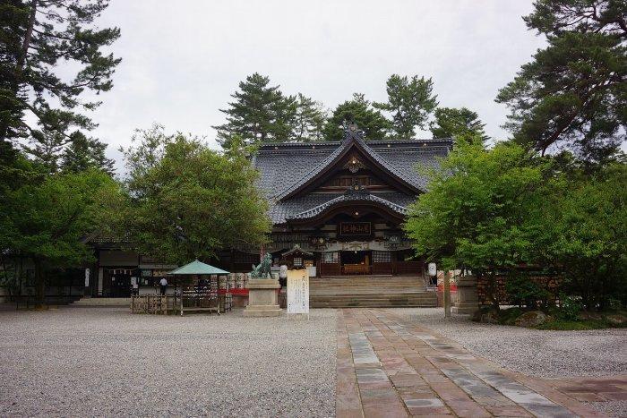 尾山神社_c0112559_08511968.jpg