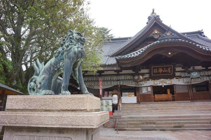 尾山神社_c0112559_08520769.jpg