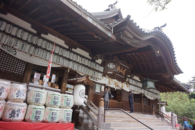 尾山神社_c0112559_08531549.jpg