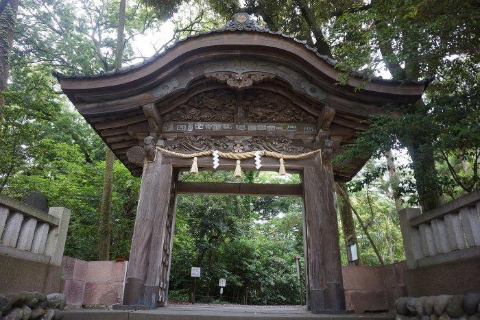尾山神社_c0112559_09080930.jpg