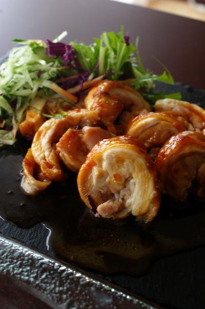 今日の夕食:鶏チャーシュー_d0327373_17031587.jpg