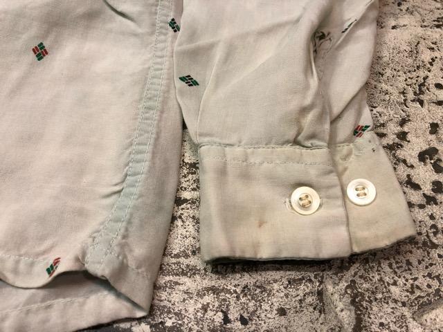 3月21日(水)大阪店、春物ヴィンテージ&ボトムス入荷!!#8  VintageShirt Part1編!BOX!!_c0078587_2125030.jpg