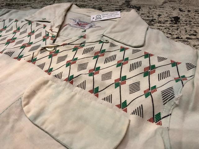 3月21日(水)大阪店、春物ヴィンテージ&ボトムス入荷!!#8  VintageShirt Part1編!BOX!!_c0078587_2125950.jpg