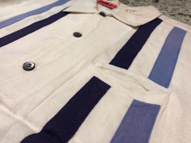 3月21日(水)大阪店、春物ヴィンテージ&ボトムス入荷!!#8  VintageShirt Part1編!BOX!!_c0078587_2155318.jpg