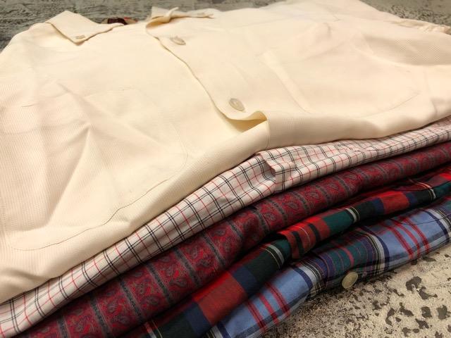 3月21日(水)大阪店、春物ヴィンテージ&ボトムス入荷!!#8  VintageShirt Part1編!BOX!!_c0078587_2184589.jpg