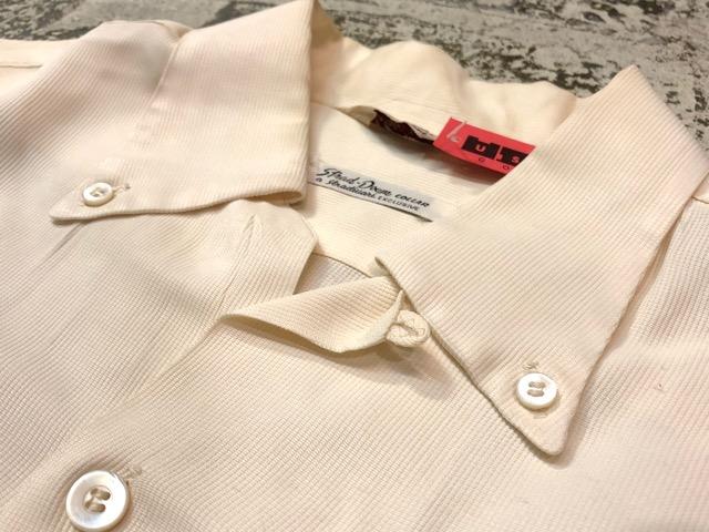 3月21日(水)大阪店、春物ヴィンテージ&ボトムス入荷!!#8  VintageShirt Part1編!BOX!!_c0078587_2191872.jpg
