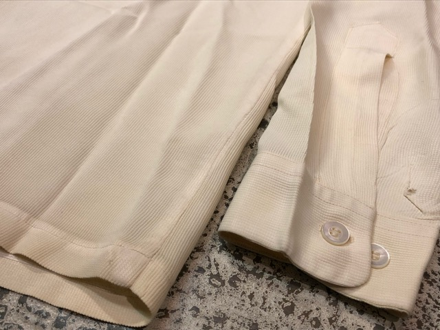 3月21日(水)大阪店、春物ヴィンテージ&ボトムス入荷!!#8  VintageShirt Part1編!BOX!!_c0078587_2193664.jpg