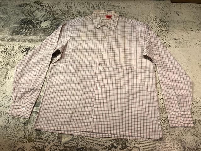 3月21日(水)大阪店、春物ヴィンテージ&ボトムス入荷!!#8  VintageShirt Part1編!BOX!!_c0078587_2195060.jpg