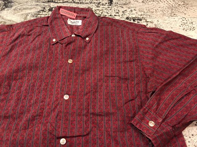 3月21日(水)大阪店、春物ヴィンテージ&ボトムス入荷!!#8  VintageShirt Part1編!BOX!!_c0078587_221163.jpg