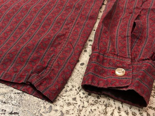 3月21日(水)大阪店、春物ヴィンテージ&ボトムス入荷!!#8  VintageShirt Part1編!BOX!!_c0078587_2211632.jpg