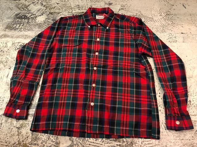 3月21日(水)大阪店、春物ヴィンテージ&ボトムス入荷!!#8  VintageShirt Part1編!BOX!!_c0078587_2213640.jpg