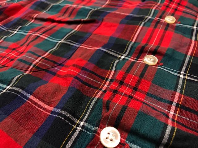 3月21日(水)大阪店、春物ヴィンテージ&ボトムス入荷!!#8  VintageShirt Part1編!BOX!!_c0078587_2215799.jpg