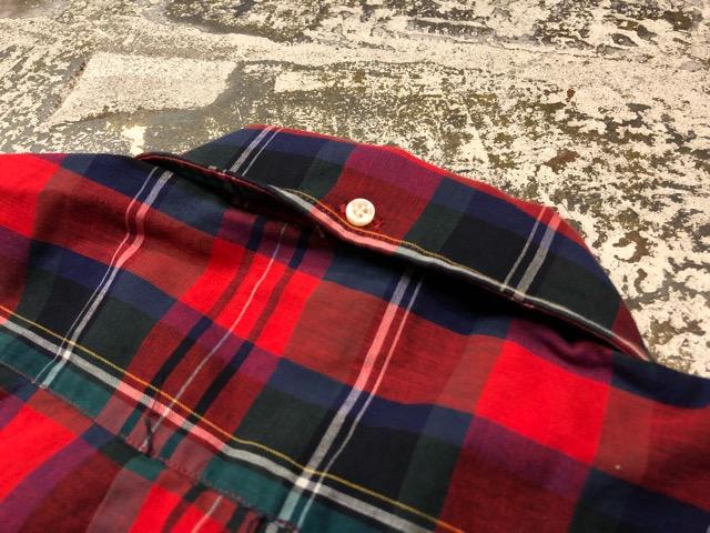 3月21日(水)大阪店、春物ヴィンテージ&ボトムス入荷!!#8  VintageShirt Part1編!BOX!!_c0078587_2221975.jpg
