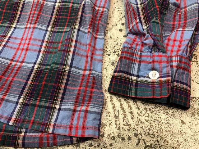 3月21日(水)大阪店、春物ヴィンテージ&ボトムス入荷!!#8  VintageShirt Part1編!BOX!!_c0078587_223099.jpg