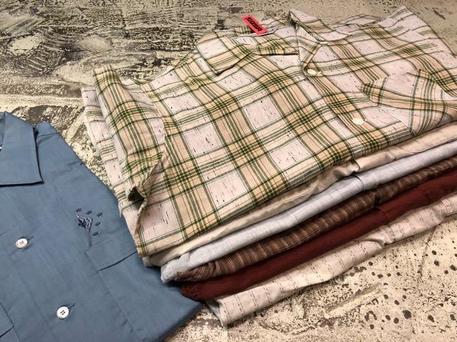 3月21日(水)大阪店、春物ヴィンテージ&ボトムス入荷!!#8  VintageShirt Part1編!BOX!!_c0078587_223231.jpg
