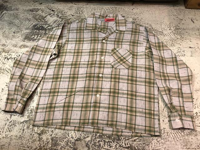 3月21日(水)大阪店、春物ヴィンテージ&ボトムス入荷!!#8  VintageShirt Part1編!BOX!!_c0078587_223335.jpg