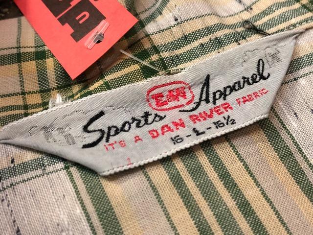3月21日(水)大阪店、春物ヴィンテージ&ボトムス入荷!!#8  VintageShirt Part1編!BOX!!_c0078587_2234166.jpg